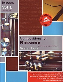Lyons: Compositions for Bassoon Volume 1 published by Useful Music