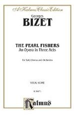 Bizet: Pearl Fishers published by Kalmus - Vocal Score