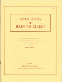 Clarke: Seven Early Keyboard Suites published by Stainer & Bell