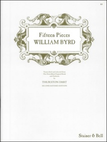 Byrd: Fifteen Pieces for Keyboard published by Stainer & Bell