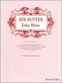 Blow: Six Suites for Keyboard published by Stainer & Bell