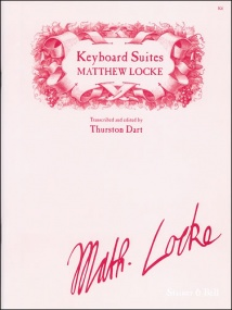 Locke: Complete Keyboard Music Book 1 published by Stainer & Bell