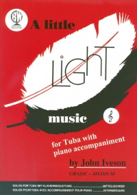 A Little Light Music for Tuba (Treble Clef) published by Brasswind