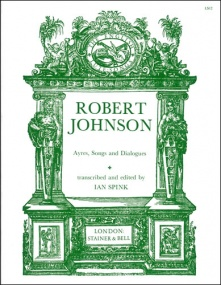 Johnson: Airs, Songs and Dialogues published by Stainer & Bell
