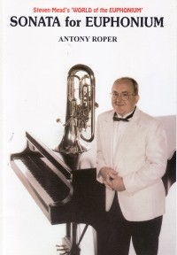 Roper: Sonata for Euphonium published by Studio