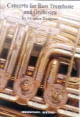 Dodgson: Concerto for Bass Trombone published by Neuschel
