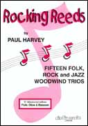 Harvey: Rocking Reeds for C Woodwinds published by Studio