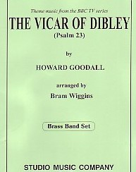 Goodall: Vicar of Dibley for Brass Band published by Studio Music