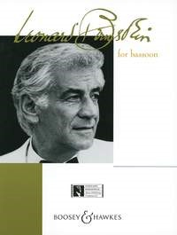 Bernstein for Bassoon published by Boosey & Hawkes