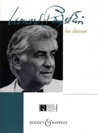Bernstein for Clarinet published by Boosey and Hawkes