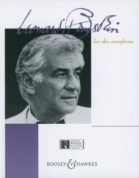 Bernstein for Alto Saxophone published by Boosey & Hawkes