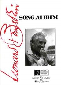 Bernstein: Song Album published by Boosey & Hawkes