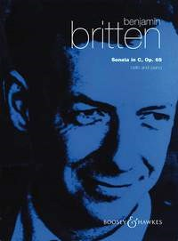 Britten: Sonata in C Opus 65 for Cello published by Boosey & Hawkes