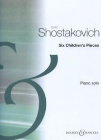 Shostakovich: Second Waltz from Suite No  2 for Piano published by Boosey &  Hawkes