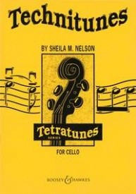 Technitunes Cello Part published by Boosey and Hawkes
