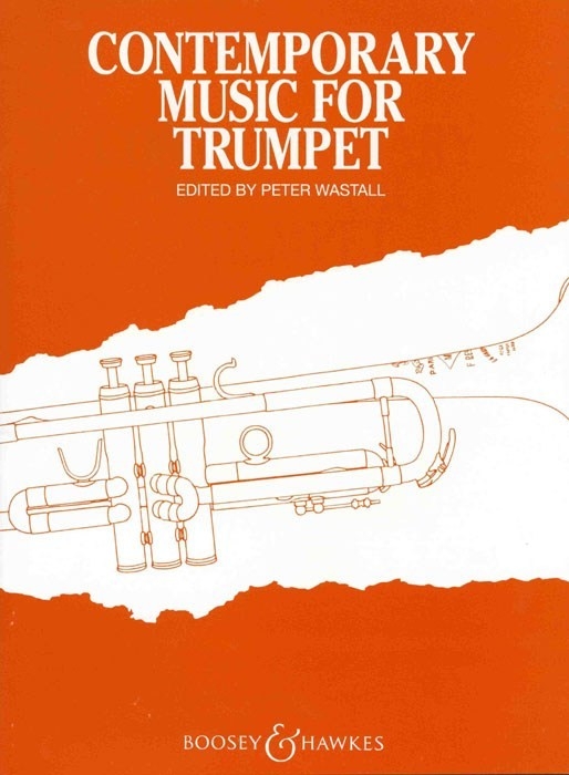 Contemporary Music for Trumpet published by Boosey and Hawkes