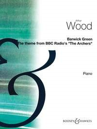 Barwick Green (Theme from The Archers) for Piano published by Boosey & Hawkes