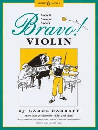 Bravo Violin published by Boosey and Hawkes