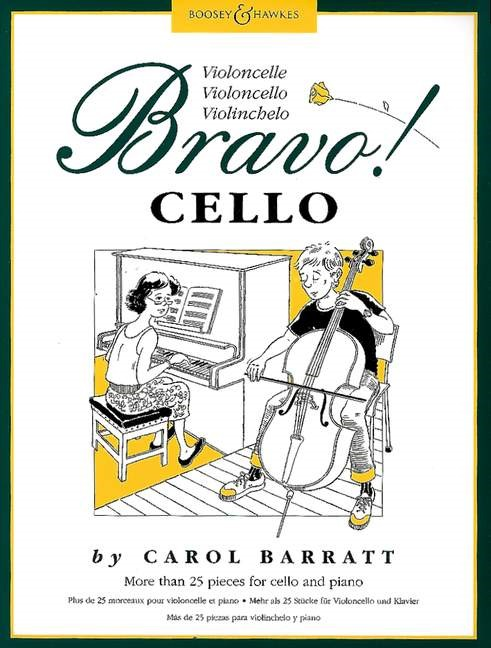 Bravo Cello published by Boosey and Hawkes