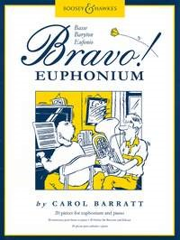 Bravo Euphonium published by Boosey and Hawkes
