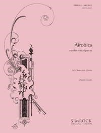 Airobics for Oboe published by Simrock