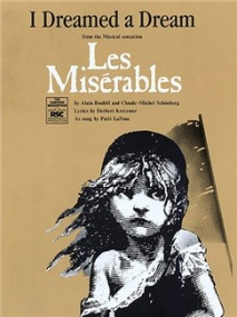 I Dreamed a Dream (Les Miserables) published by Music Sales