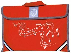 Montford Music Carrier - Red