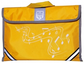Montford Music Carrier - Yellow