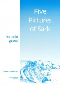 5 Pictures of Sark by Lindsey-Clark for Guitar published by Simply Guitar