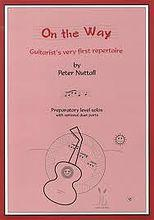 Nuttall: On The Way for Guitar published by Countryside Music