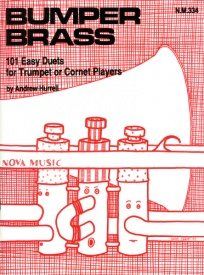 Hurrell: Bumper Brass for Trumpet or Cornet Duets published by Nova Music