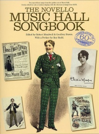 Novello Music Hall Songbook published by Novello