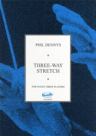 Dennys: Three Way Stretch for 6 Hands at the Piano published by Novello