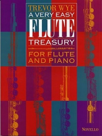 A Very Easy Flute Treasury for Flute published by Novello
