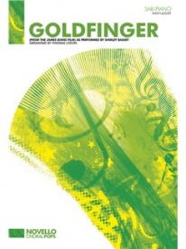 Goldfinger SAB published by Novello