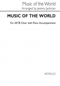 The Novello Youth Chorals: Music Of The World (SATB) published by Novello