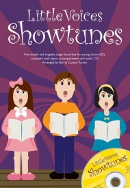 Little Voices : Showtunes Book & CD published by Novello