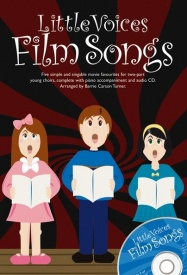 Little Voices : Film Songs Book & CD published by Novello