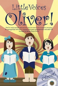 Little Voices : Oliver Book & CD published by Novello