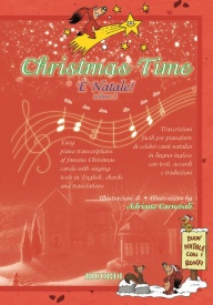 Christmas Time (E Natale) Volume 2 for Piano published by Ricordi