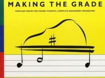 Making the Grade : Complete Beginners Programme for Piano published by Omnibus Press