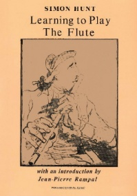 Hunt: Learning To Play the Flute Volume 1 published by Pan Educational Music