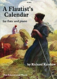 Kershaw: A Flautist's Calendar published by Pan
