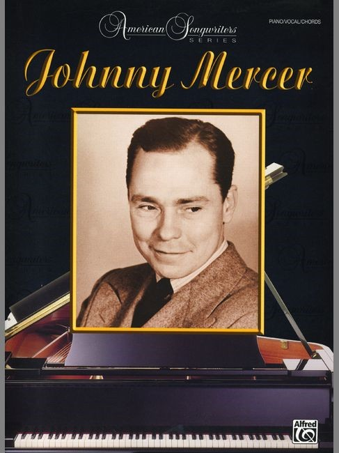 American Songwriters - Johnny Mercer published by Alfred
