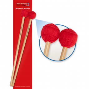 Percussion Plus PP071 pair of mallets - medium