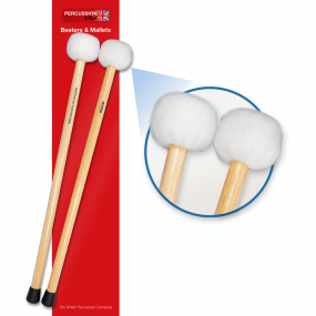 Percussion Plus PP073 Medium timpani mallets