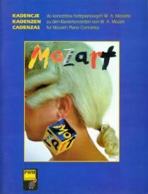 Cadenzas for Mozart's Piano Concertos published by PWM
