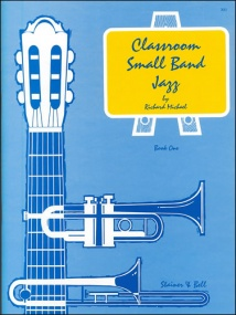 Michael: Classroom Small Band Jazz Book 1 published by Stainer & Bell - Complete Pack