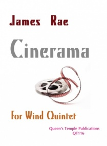 Rae: Cinerama for Wind Quintet by Queens Temple