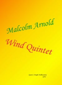 Arnold: Wind Quintet published by Queen's Temple